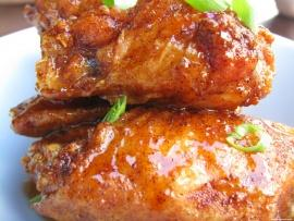 Buffalo Chicken Hot wings