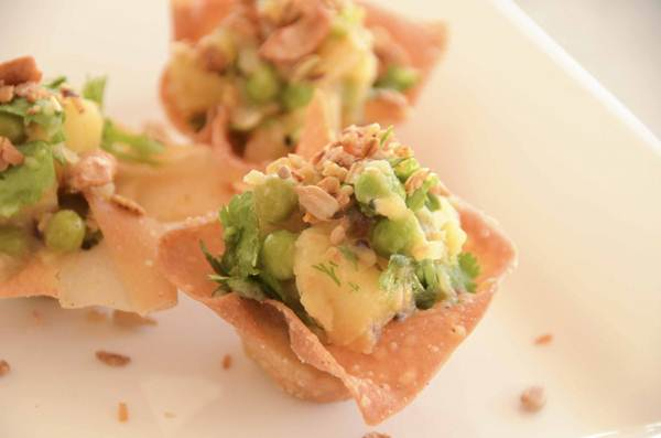 Flavorful and Fashionable Finger Foods