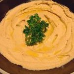 Hummus Dip Recipes: Roasted Red Pepper Hummus