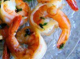 Marinated Shrimp Appetizer Recipe