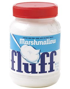 Jar of Marshmallow Fluff