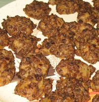 Sausage Cheese Balls Made with Cheese and Biscuit Mix