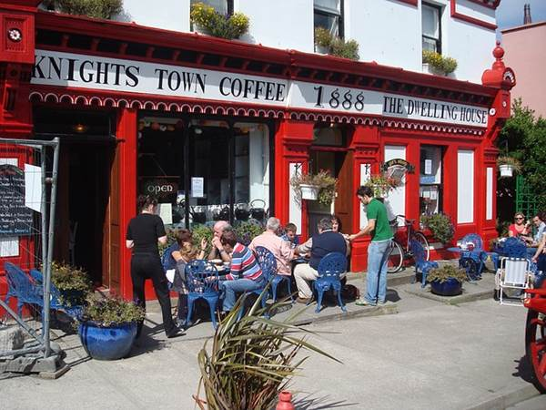 A Coffee Shop in Valentia Island, Ireland - Things To Do In A Café