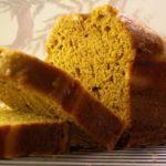 Pumpkin Loaf for Halloween